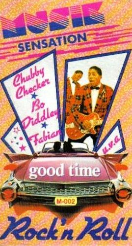Good Time Rock 'n' Roll - Musik Sensation [NL-Import] Checker Crystal