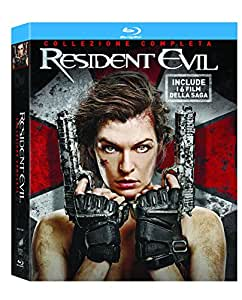 Resident Evil (Box Set) (6 Blu-ray)