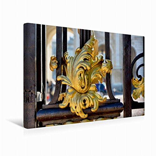 Calvendo Premium Textil-Leinwand 45 cm x 30 cm Quer Goldschmuck | Wandbild, Bild auf Keilrahmen, Fertigbild auf Echter Leinwand, Leinwanddruck: Nancy Detail Orte Orte