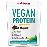 Best Plant Based Protein Powders - Vegan Plant Protein Blend.Vegan Protein Blend. All Natural Review