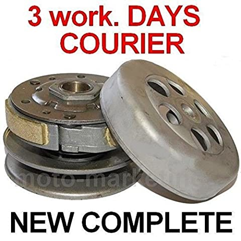 CLUTCH PULLEY BELL DRUM ASSEMBLY for MALAGUTI DVD50 DVD 4STROKE 50 AIR COOLED AC