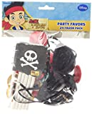 Amscan 24-Piece Jake Toy Favor Pack Party Accessory