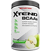 Scivation Xtend BCAAs 30 Servings, 398 gm (Green apple)