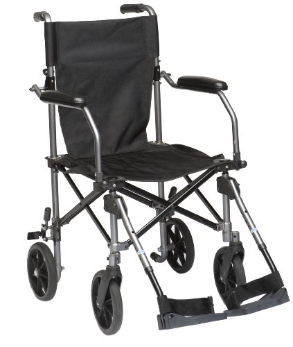 Drive Medical TC005 Fauteuil roulant de transport...