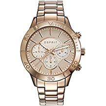 Esprit Damen-Armbanduhr Woman ES108862003 Analog Quarz