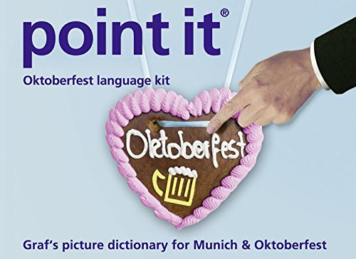 Preisvergleich Produktbild point it Oktoberfest language kit: Graf´s picture dictionary for Munich & Oktoberfest
