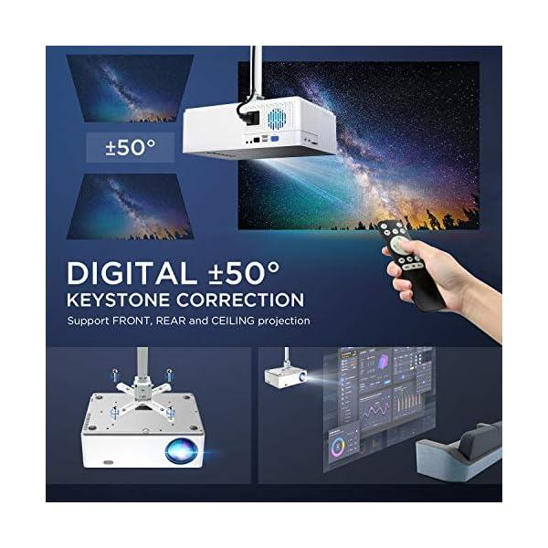 Vidoprojecteur-BOMAKER-6000-Lumens-Vido-Projecteur-Full-HD-1920x1080P-Natif-Supporte-4K-avec-Zoom--50--Keystone-Rtroprojecteur-300-70000-Heures-Projecteur-LED-Home-Cinma-Prsentation-PPT