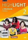 English G Highlight  02: 6. Schuljahr Hauptschule. e-Workbook auf CD-ROM Bild