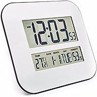 Amazon.es: alarmas para casa - Relojes de pared / Relojes y ...