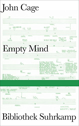 Empty Mind (Bibliothek Suhrkamp, Band 1472)