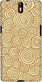 DailyObjects Doodle Spirals Case For OnePlus One best price on Amazon @ Rs. 695
