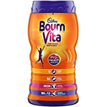 BOURNVITA Pro-Health - 1 kg Jar (Chocolate)