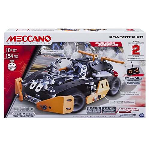 MECCANO Cars Automobile Roadster RC, 6028127