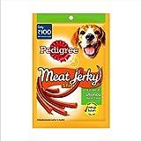 #7: Pedigree Dog Treats Meat Jerky Stix, Bacon, 60 g Pouch