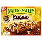 Nature Valley Protein Peanut Butter & Chocolate Cereal Bars 4 x 40g