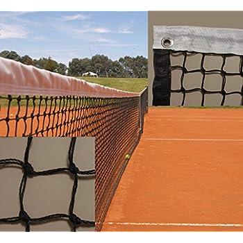 Red de Tenis Doble con...