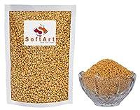 SoftArt 100% Natural Fresh Whole Fenugreek Seeds (Meethi Daana) - 500 Grams
