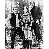 Collectible Star Wars Episode Vi Return Of The Jedi: Still Han, Luke & Leia