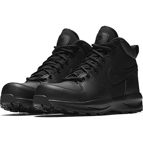 Nike Revolution 4 (EU) Scarpe da Trail Running Uomo, Nero (Black / Black 002), 44.5 EU (9.5 UK)