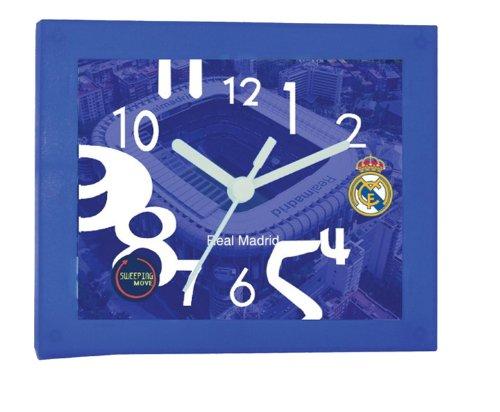 Seva Import Real Madrid Reloj, Blanco/Azul, Única