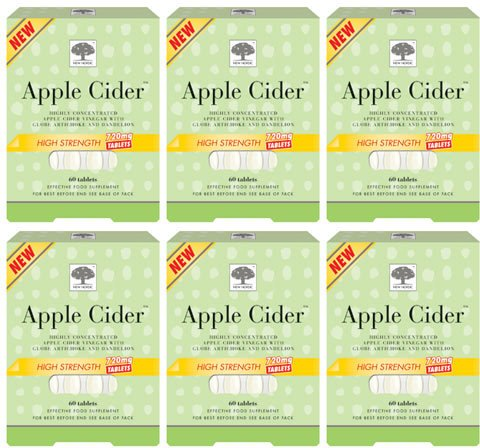 6-PACK-New-Nordic-Apple-Cider-High-Strength-60s-6-PACK-BUNDLE