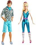 Toy Story - R4242 - Figurine - Science Fiction - Toy Story 3  - Coffret Barbie et Ken