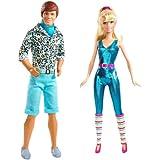 Mattel R4242-0 - Barbie & Ken Geschenkset, Das Liebspaar aus Toy Story 3, inkl. 2 Puppen
