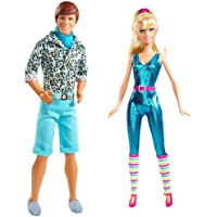 Mattel Barbie & Ken Giftset – The Pleasure R4242 Work Pair of Toy Story 3 Complete with 2 Dolls
