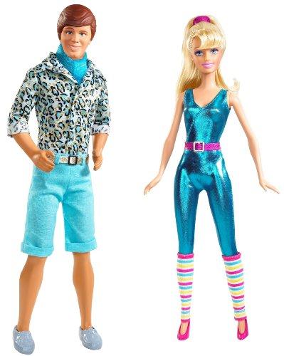 Mattel Toy Story - R4242 - Figurine - Science Fiction - Toy Story 3 - Coffret Barbie et Ken
