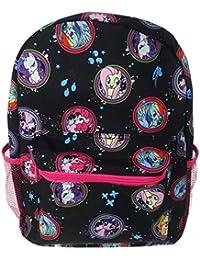 My Little Pony Large Children's Backpack, 40 cm, 16 L, Black