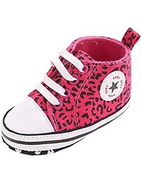 Leap Frog Baby Boy First Walkers Sneakers Freizeit Sport High Top Schuhe