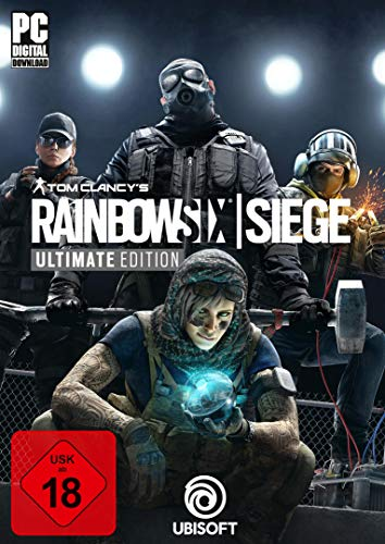 Tom Clancy's Rainbow Six Siege - Ultimate Edition - Ultimate | [PC Code - Uplay] Ultimate Pc