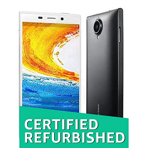 (CERTIFIED REFURBISHED) Gionee Elife E7 (Black, 32GB)