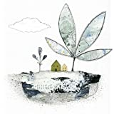 Karmakara Litter Terrarium Houses by Ogren, Sarah Fine Art Print (Paper, 24 x 24 Inches, Multicolour)