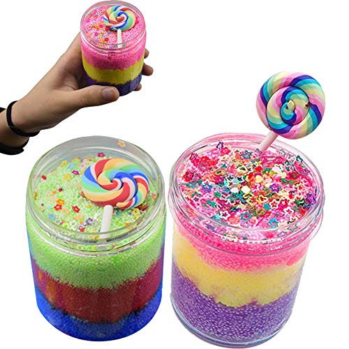 Diligent 60ml Fruit Slime Fruit Slices Clay Slime Supplies Crystal Mud Toys Playdough Jelly Mud Hand Gum Polyer Kids Toy Christmas Gifts 100% Original Modeling Clay