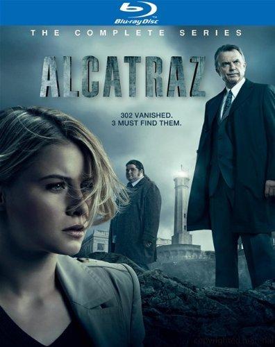Alcatraz : The Complete Series (Alcatraz-serie)