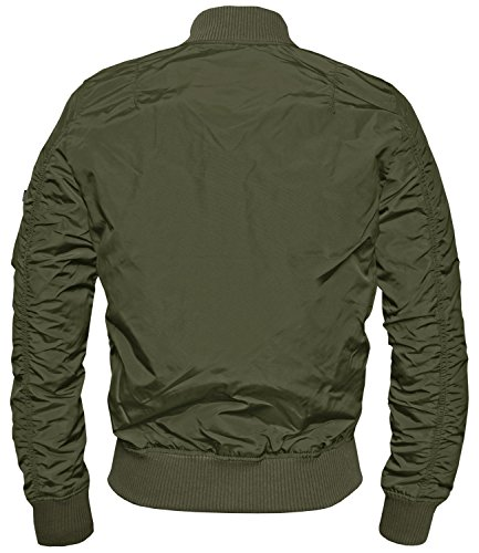 Alpha Industries MA-1 TT Fliegerjacke Dark Green