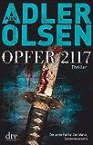 Opfer 2117: Thriller - Der achte Fall für das Sonderdezernat Q (Carl Mørck) - Jussi Adler-Olsen