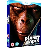 Planet of the Apes: 5-Movie Collector's Edition (Blu-ray)