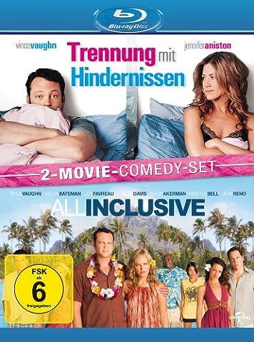Trennung mit Hindernissen/All Inclusive [Blu-ray]