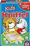 Schmidt Spiele 40535 40535-Kniffel Kids, bunt