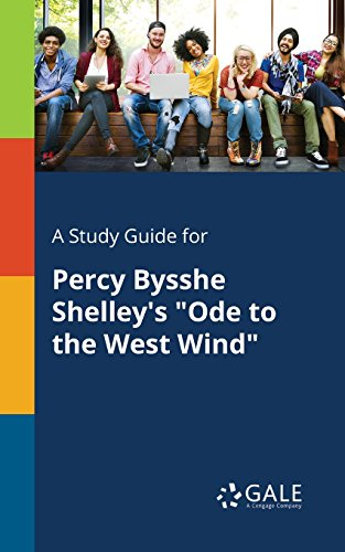ode to the west wind by percy bysshe shelley summary