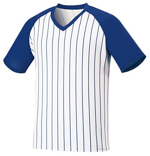 myglory77mall Camiseta de béisbol para Hombre Mediano (l Etiqueta asiática) Cobalto