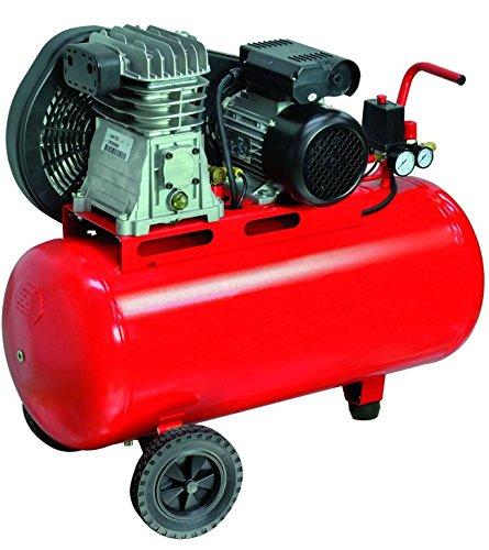 Vigor 5635030 Compressori 220V, 2 Cilindri, Cinghia