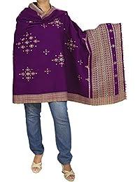 Handmade Wool Shawl - Spring Fashion Accessory for Women Gift Idea, 84x36 Inch