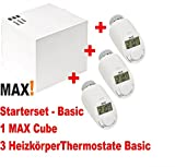 MAX! Cube Starterset - Basic
