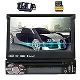 Eincar 1-DIN avec 7 pouces Autoradio écran LCD tactile 800 * 480 HD GPS Autoradio...