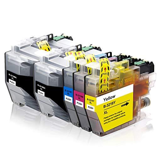 Labelwell LC3219XL LC 3219 XL Cartuchos Tinta Compatible