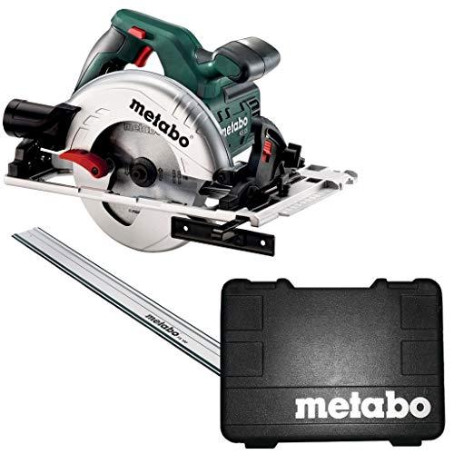 Metabo Handkreissäge KS 55 FS + Führungsschiene FS 160 Set
