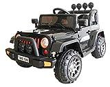 Toyas ATAK Off Road SUV Jeep Kinderauto Kinderfahrzeug Elektrofahrzeug Geländewagen 2 x 25 W Motor (BRD-7588b)